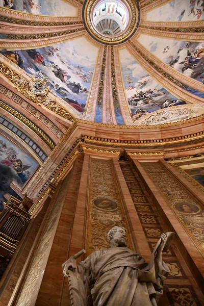 Королевский собор Святого Франциска Великого в Мадриде