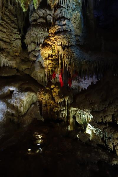 Пещера Прометея на окраине Цхалтубо, Грузия