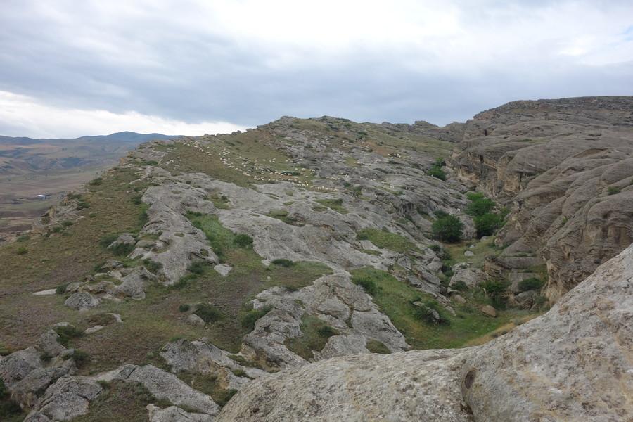 Древний пещерный город Уплисцихе