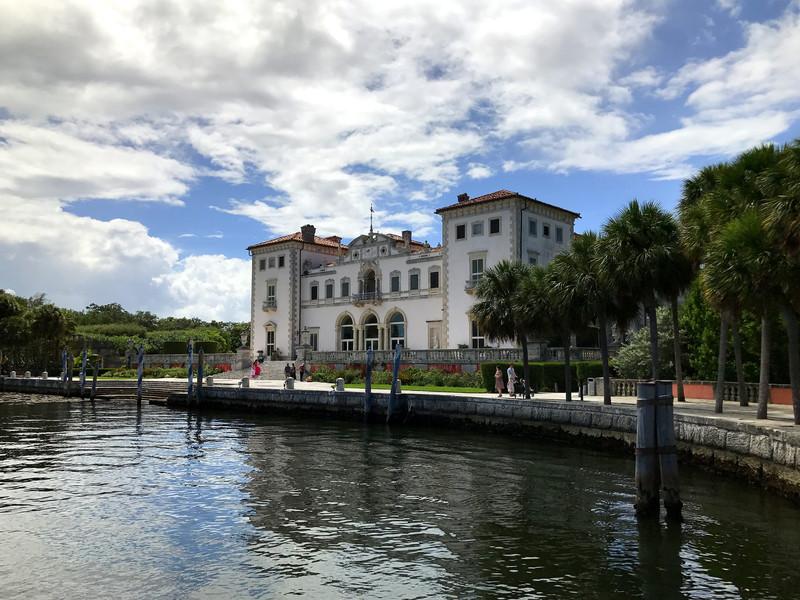 Музей и сады Визкая, Майами, Флорида, США