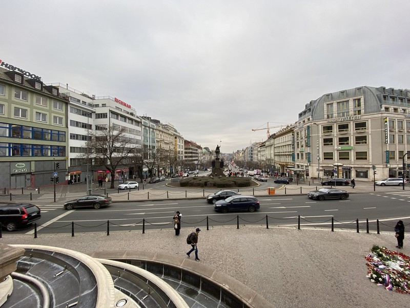 """""""Зимняя"""" Прага 2020"""