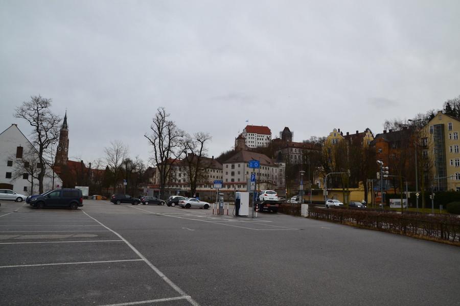 Ландсхут. Административный центр Нижней Баварии