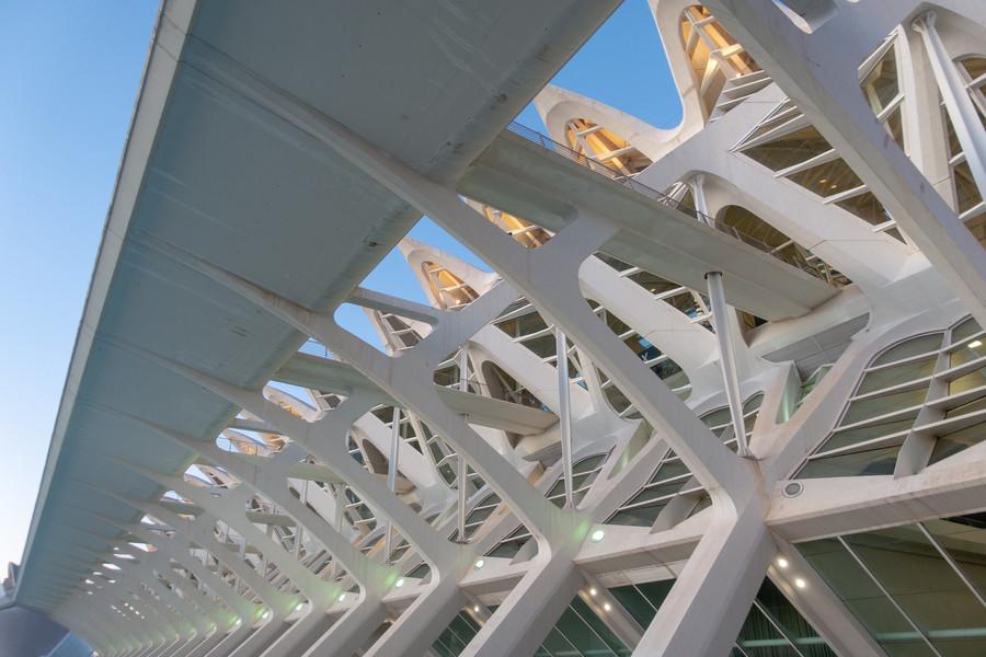 Город искусств и наук в Валенсии