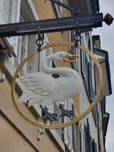 Старый город Цюриха