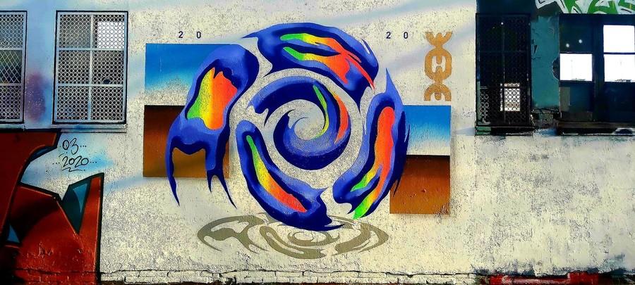 Барселонские граффити: настоящее уличное искусство