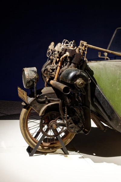 Автомобильный Музей Лоувмена в Гааге