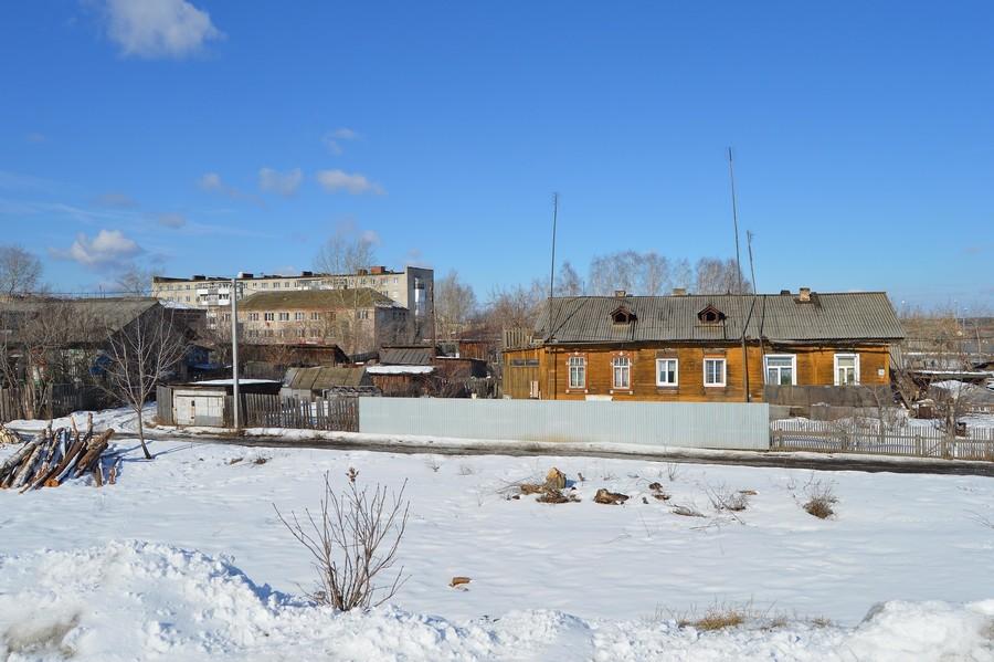 Российская глубинка. Город Реж в Свердловской области