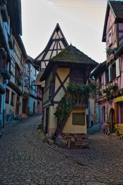 Эгисхайм - коммуна на северо-востоке Франции