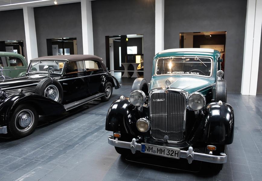 Музей Майбах в Ноймаркте