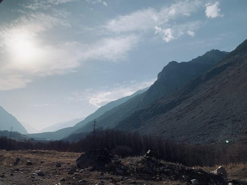 Кабардино-Балкарская Ресублика. Эльбрусский район