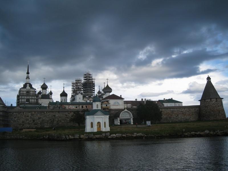 Соловецкие острова. Кремль