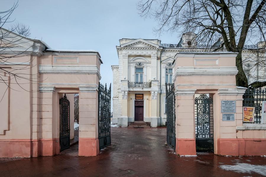 Особняк Павлова, Шуя, Ивановская область