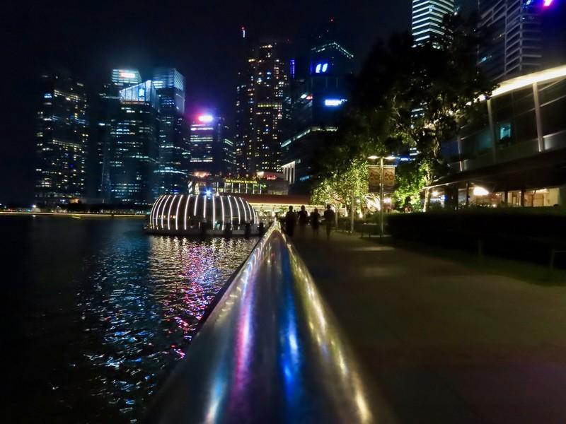 Республика Сингапур - город-государство будущего