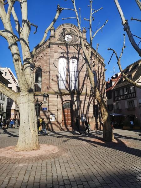 Страсбург до пандемии