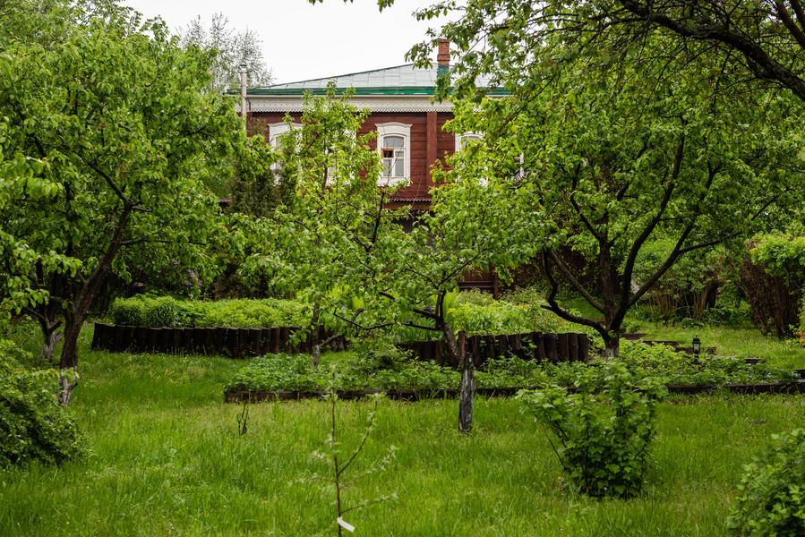 Дом-музей фабриканта С.И. Думнова