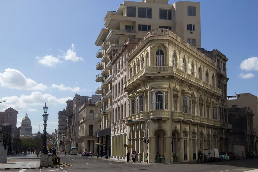 Осмотр Гаваны. Январь 2020