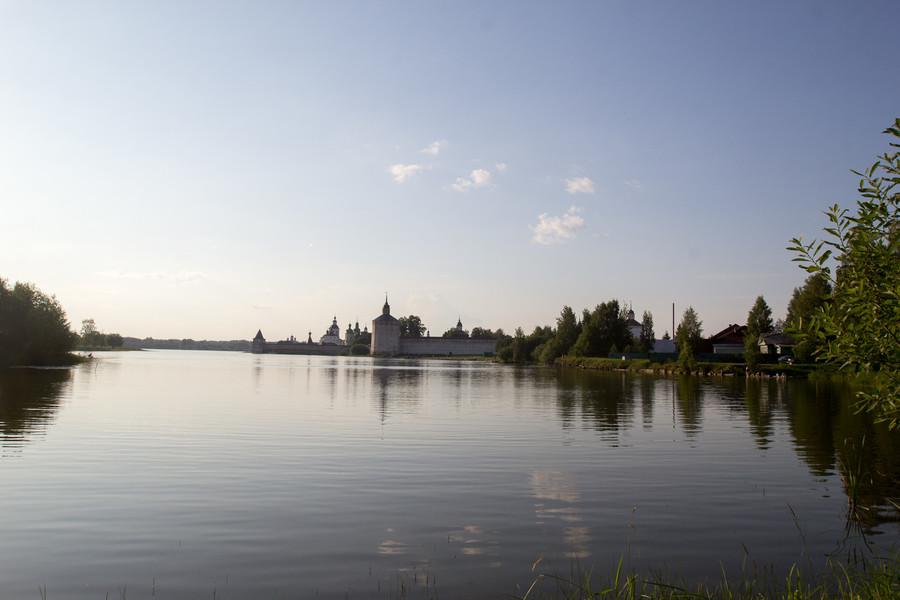 Вологда прошлым летом
