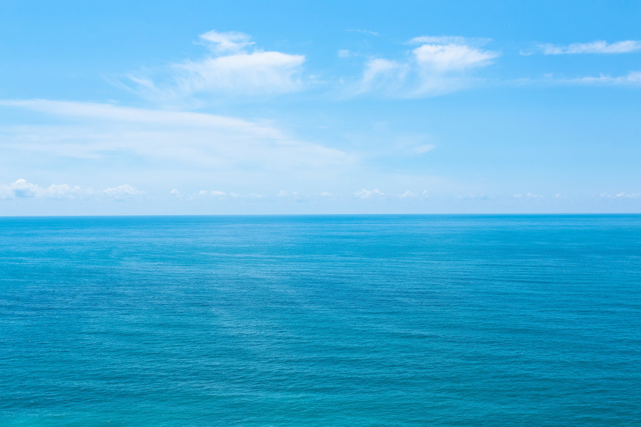Дикий пляж Сосновка окрестностях Геленджика
