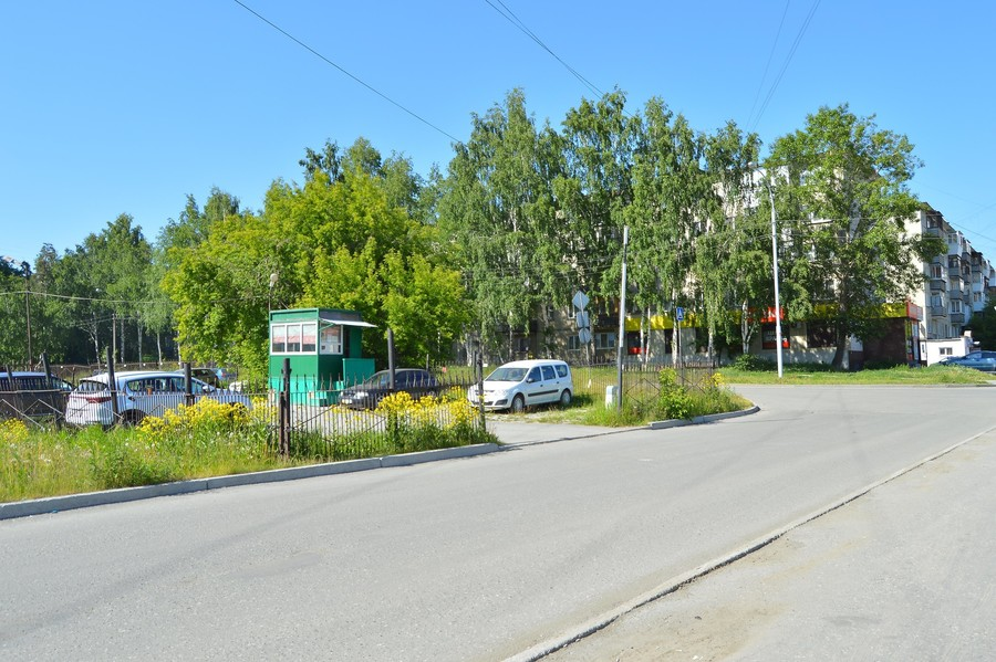 Екатеринбург в июне