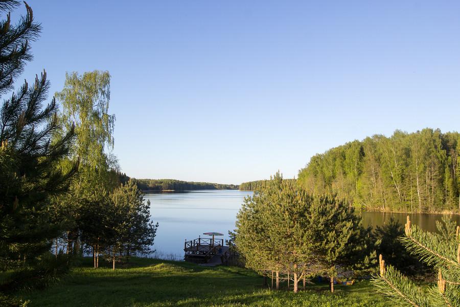 Лето на Валдае