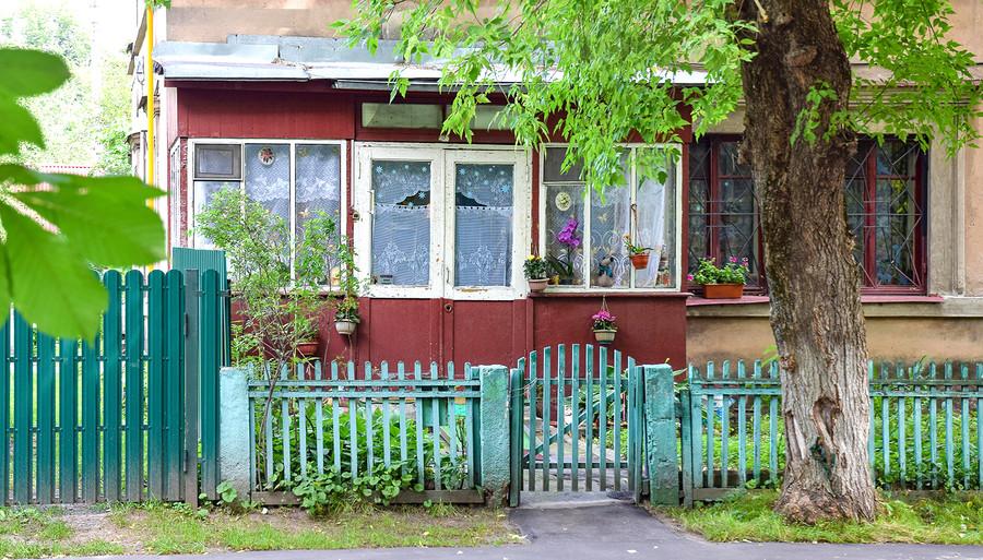 Микрорайон Москвы Курьяново