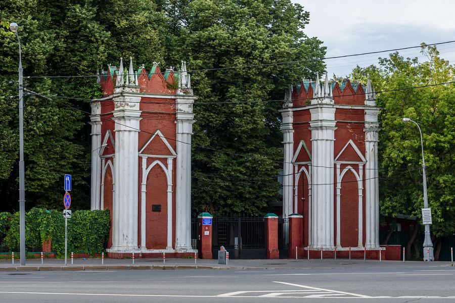 Усадьба Михалково, Москва
