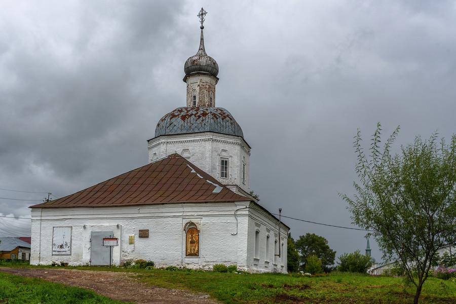 Поездка в Александров, Владимирская область