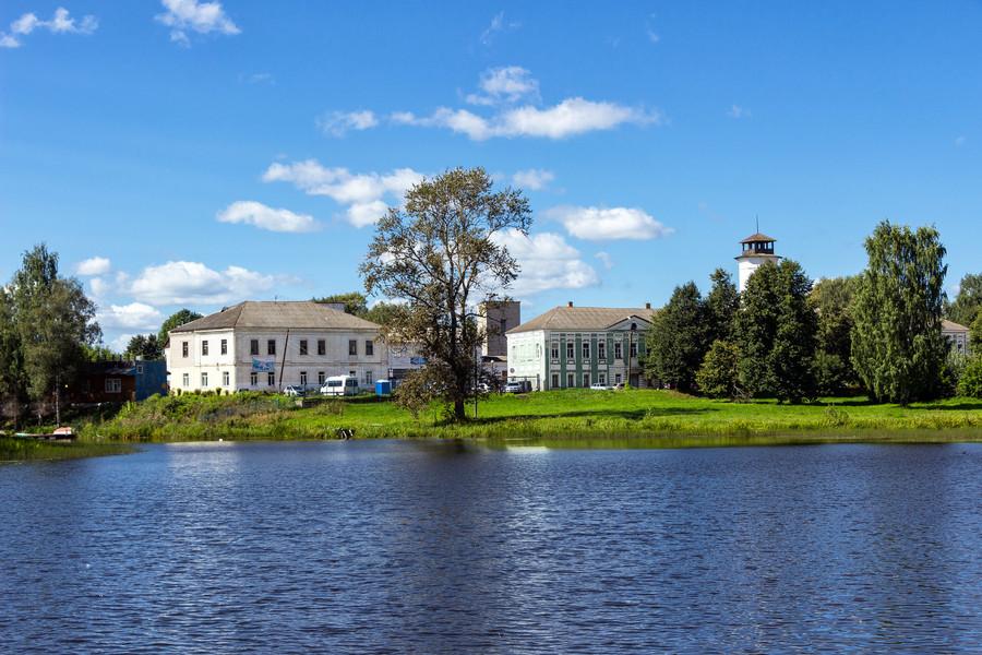 Старинный город Вышний Волочёк