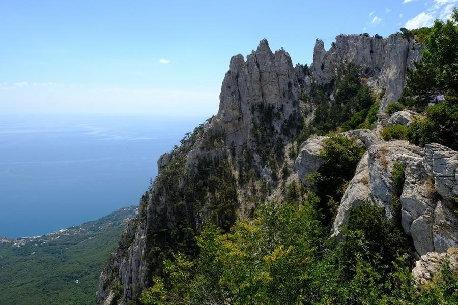 Крым. Ялта и окрестности