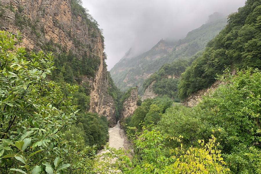 Дигорское ущелье, Северная Осетия