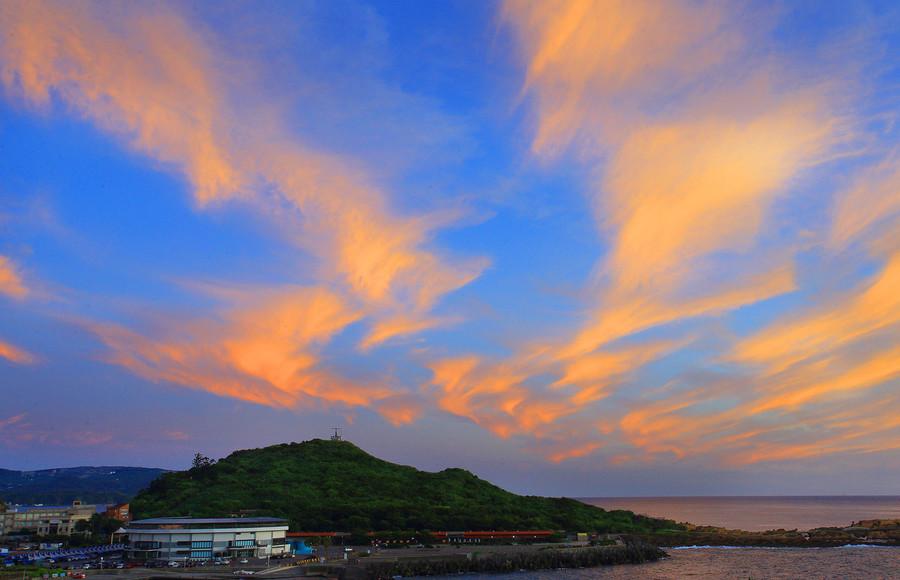 Геопарк Елиу, Ваньли, Тайвань