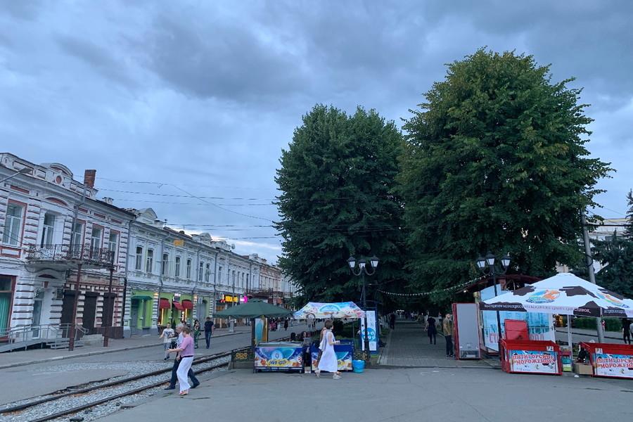 Владикавказ. Столица Республики Северная Осетия - Алания