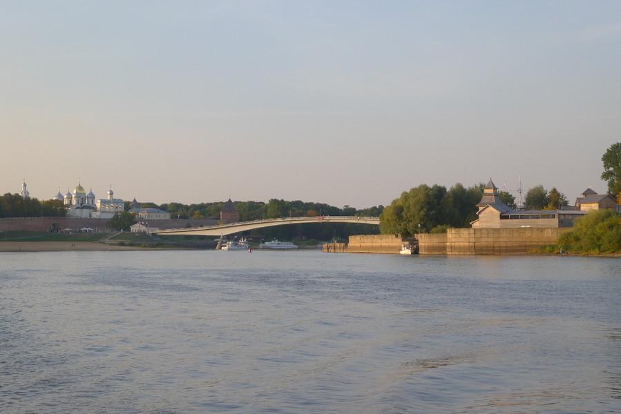Великий Новгород. Сентябрь 2020