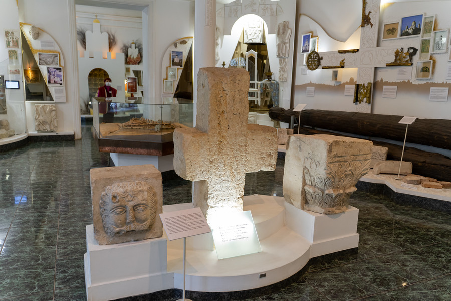 Исторический музей во Владимире