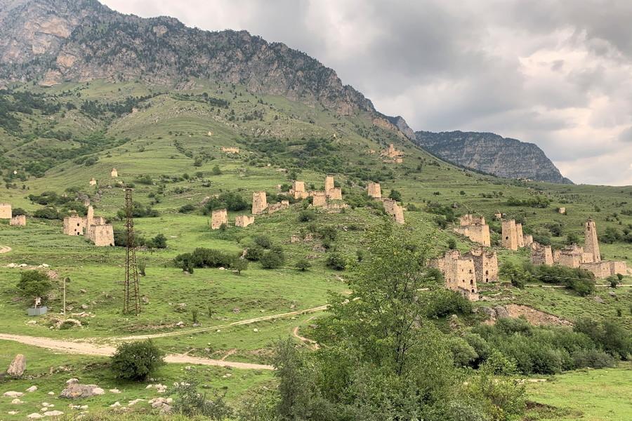 Природа Кавказа