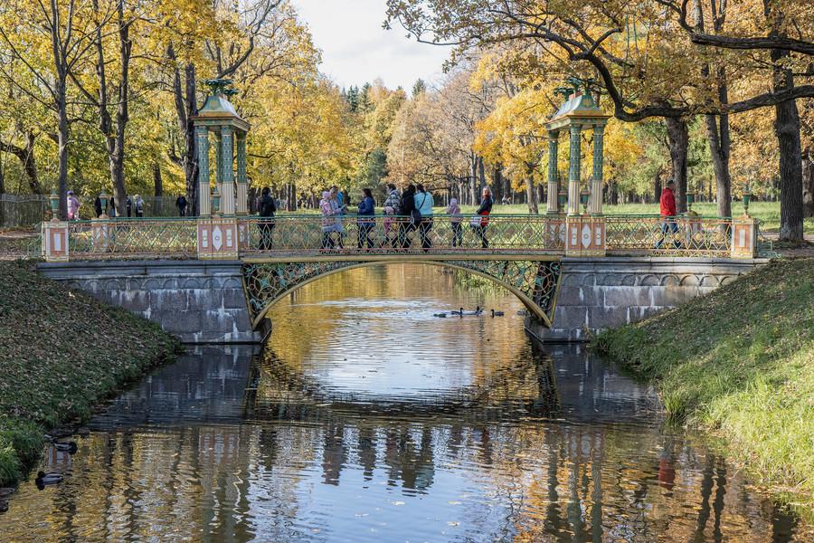 Город Пушкин. Санкт-Петербург