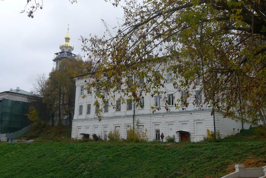 Осенняя Кострома