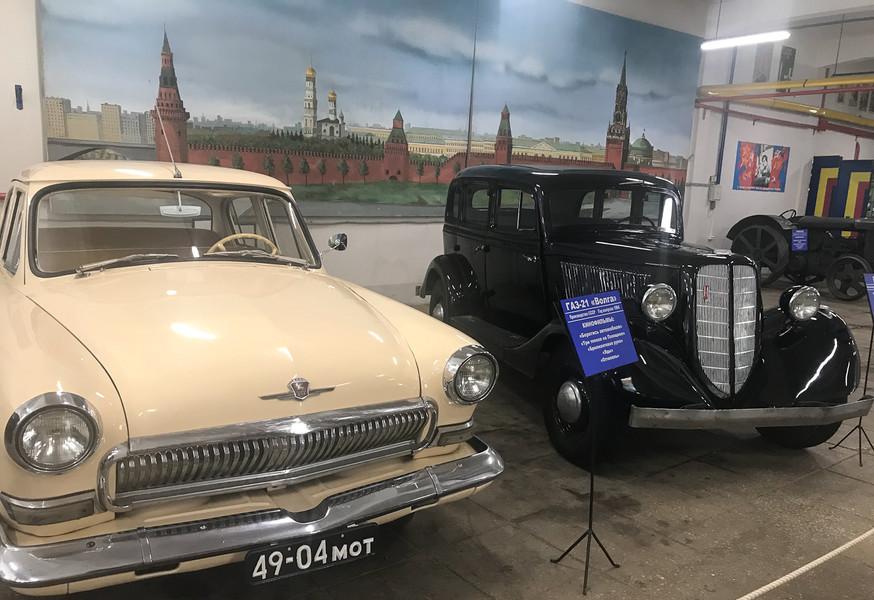 """Экскурсия на киностудию """"Мосфильм"""""""