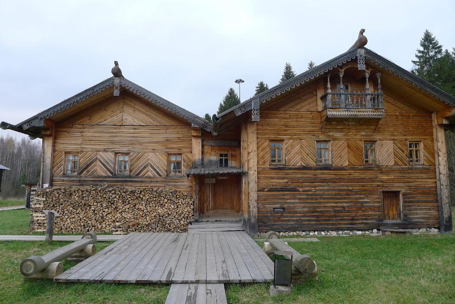 """""""Семенково"""" - архитектурно-этнографический музей"""