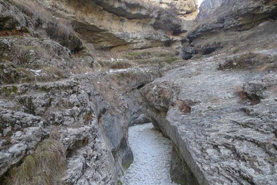 Салтинский водопад в Дагестане