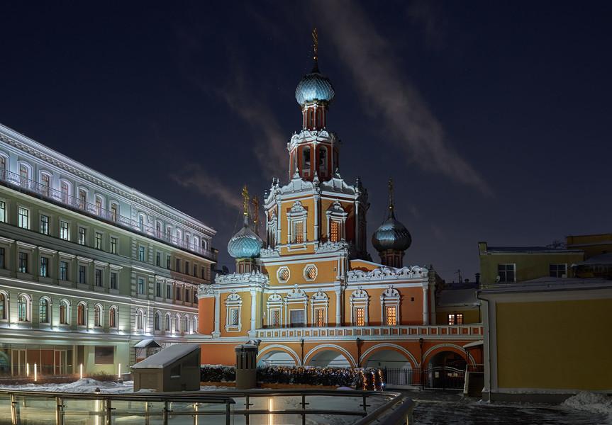 Московские достопримечательности