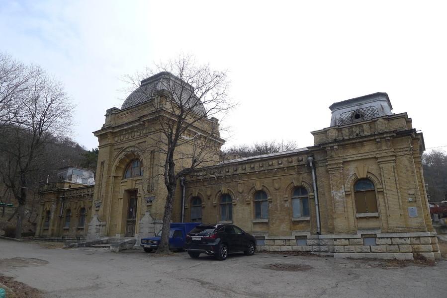 Пятигорск. Весна в феврале