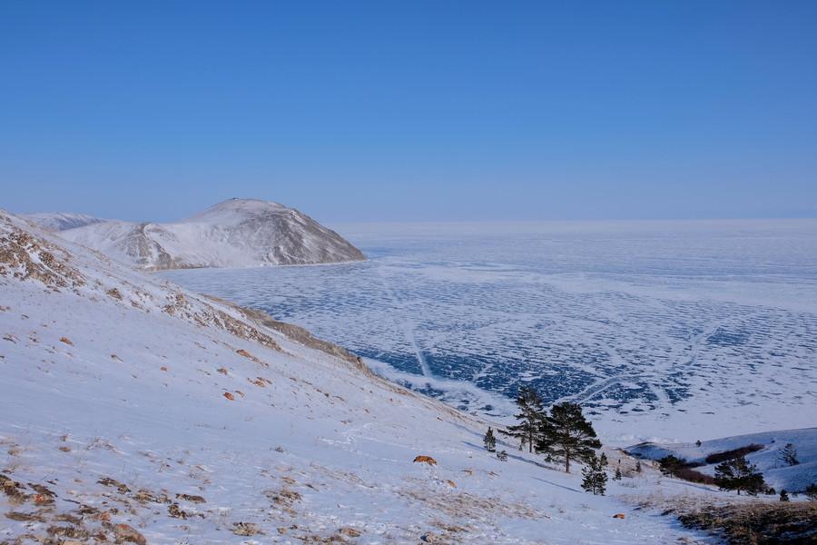 Байкал. Март 2021