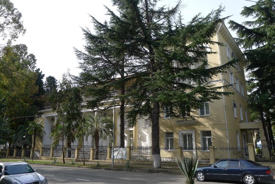 Абхазия. Март. Часть I