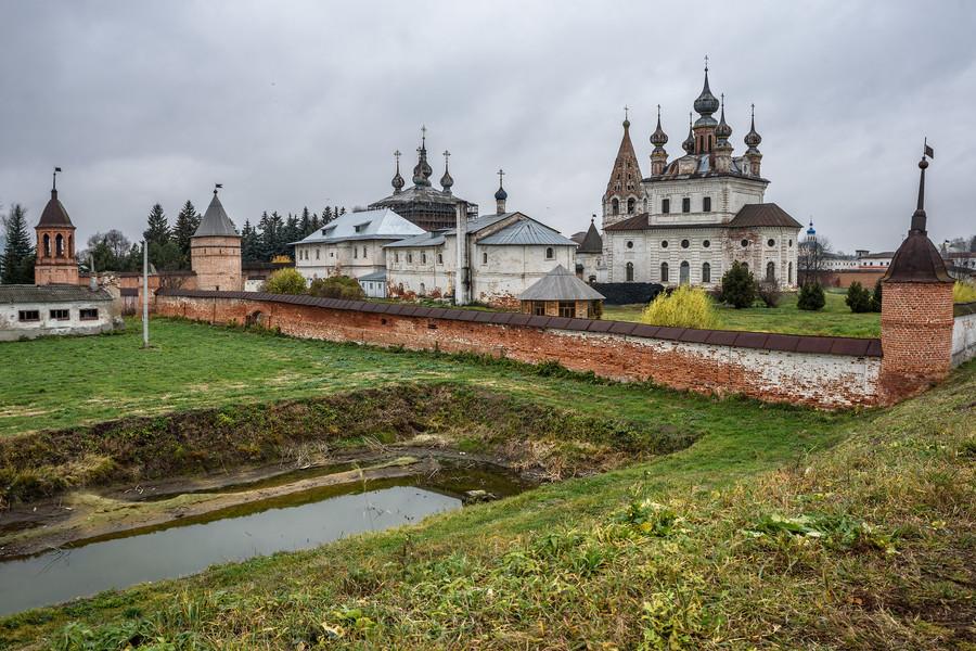 Юрьев-Польский - один из древних русских городов