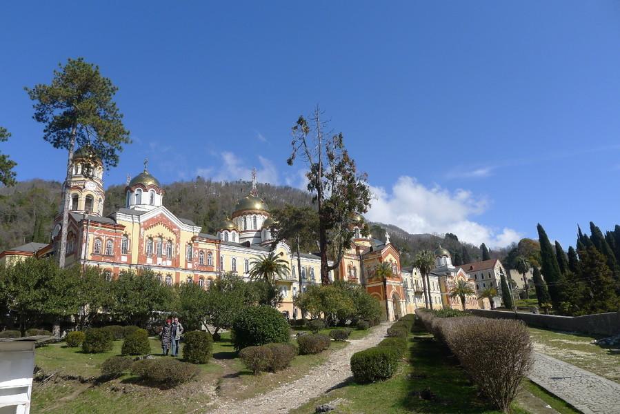 Абхазия. Март. Часть III