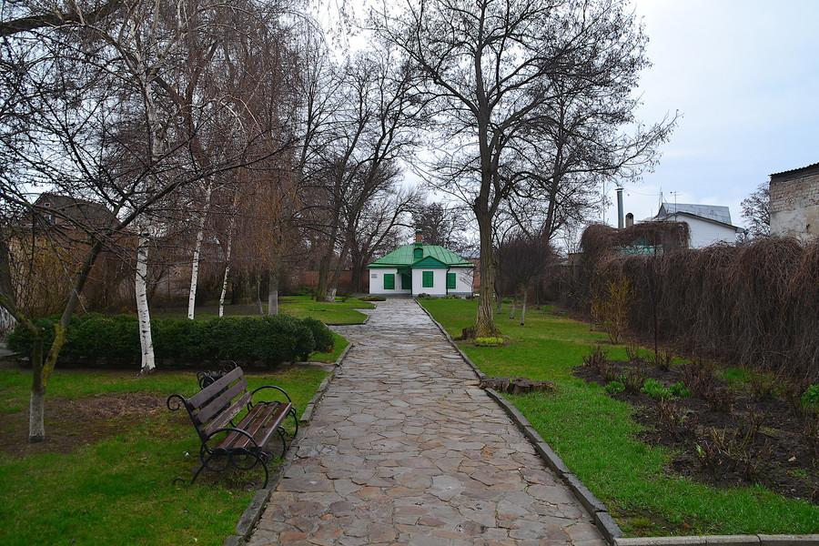 Весна в родном Таганроге