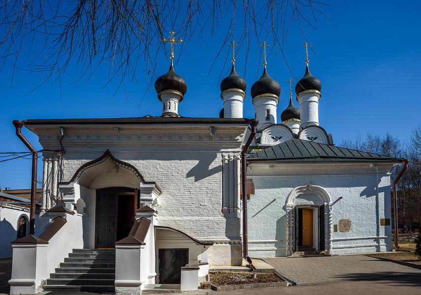 Усадьба Строгановых в Братцево
