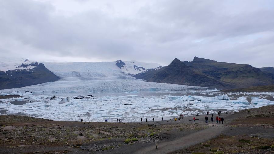 Воспоминания о нашей поездке в Исландию в 2019