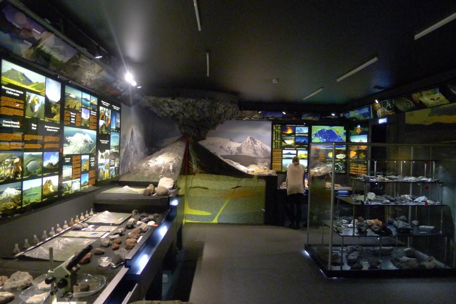 Вулканариум - Музей вулканов на Камчатке